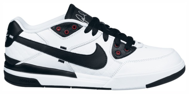 a45bf24c302 NIKE SB ZOOM PAUL RODRIGUEZ P-ROD III. ORIGINAL BLACK AND WHITE